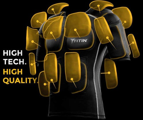 Best-In-Class: The TITIN Weighted Shirt Review
